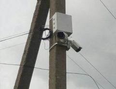 Видеонаблюдение на улице (фото 2)