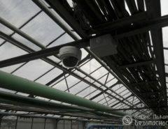 Видеонаблюдение на предприятиях камера 2 мегапикселя (фото 5)