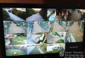 Видеонаблюдение на предприятиях (фото 2)
