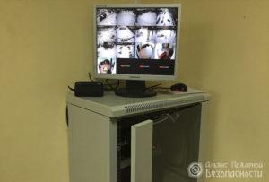 Видеонаблюдение на предприятиях (фото 1)