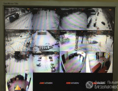 Видеонаблюдение на территории завода камера 2 мегапикселя (фото 9)