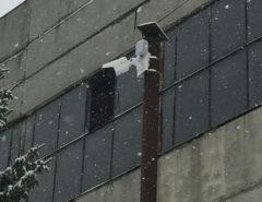 Видеонаблюдение на территории завода камера 2 мегапикселя (фото 6)