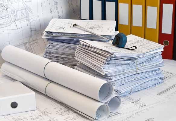 Изготовление исполнительной документации