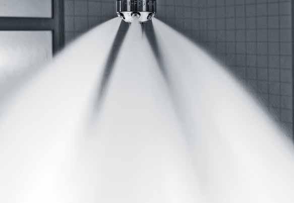 Пожаротушение тонкораспыленной водой