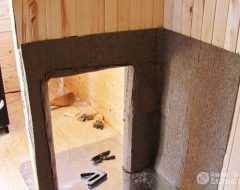 Огнезащита каминов и печей (фото 1)