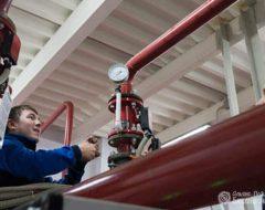 Обслуживание пожарного водопровода (фото 1)