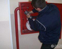 Пожарный водопровод (фото 2)