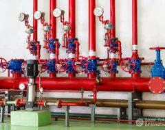 Пожарный водопровод (фото 4)