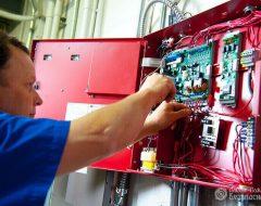 Наладка пожарной сигнализации (фото 1)