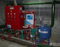 Пожарный водопровод (фото 3)