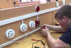 Техническое обслуживание систем противопожарной защиты (фото 3)
