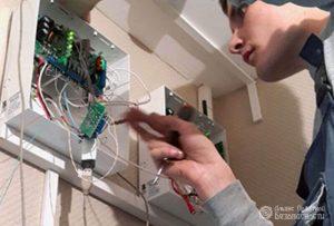 Техническое обслуживание систем противопожарной защиты