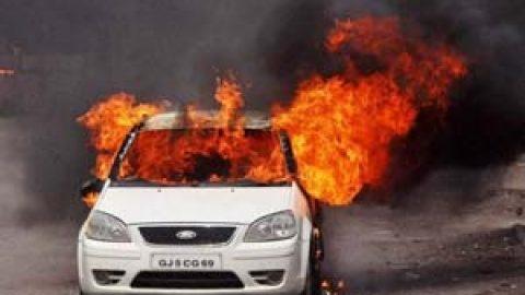 Как уберечь автомобиль от пожара