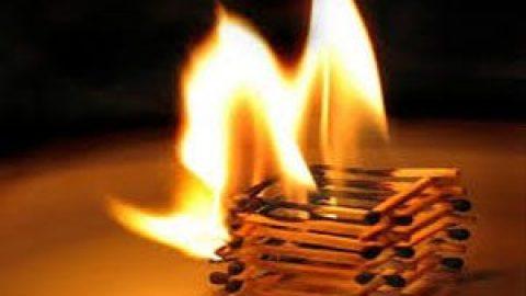 Еще раз о самовозгорании