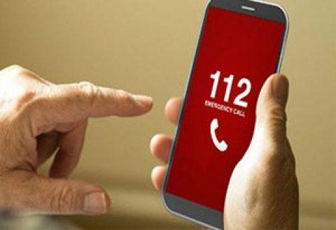 Вызов пожарных с телефона