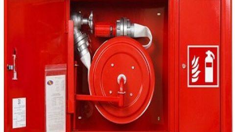 Как пользоваться пожарным краном