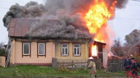 Действия при обнаружении пожара